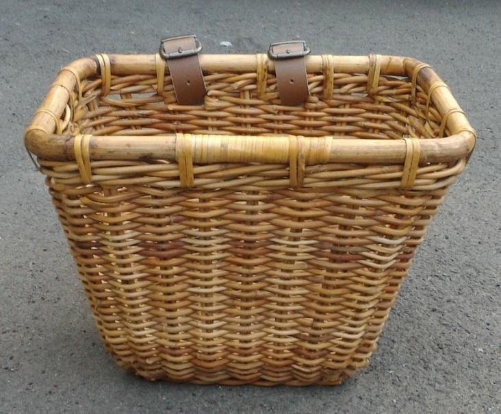 LRB001 #Bike Rattan Basket