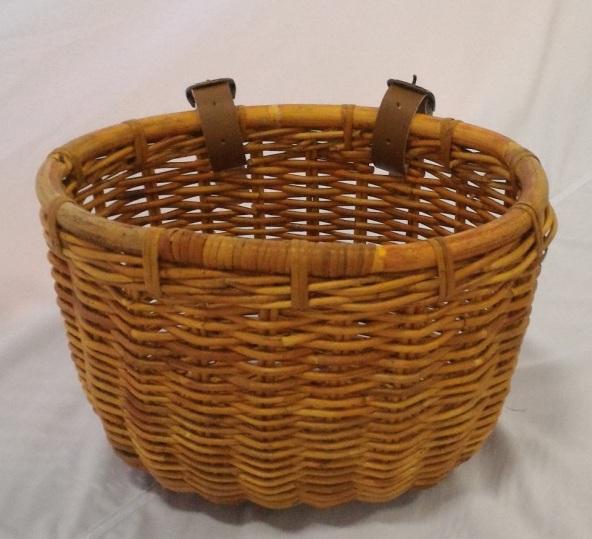 LRB2 #Bike Rattan Basket