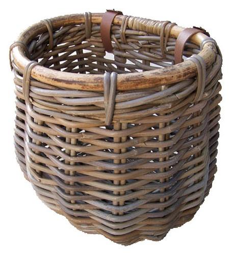 LRB4 #Bike Rattan Basket
