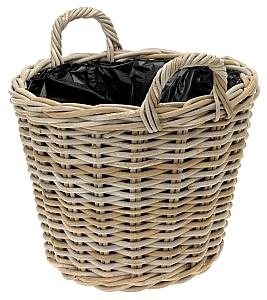 LRB12 #Kubu Rattan Planter Basket set of 3