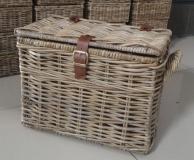 LRB5 #Bike & Storage Rattan Basket