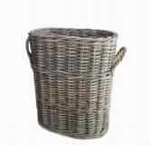LRB25 #Umbrella Kubu Rattan Basket