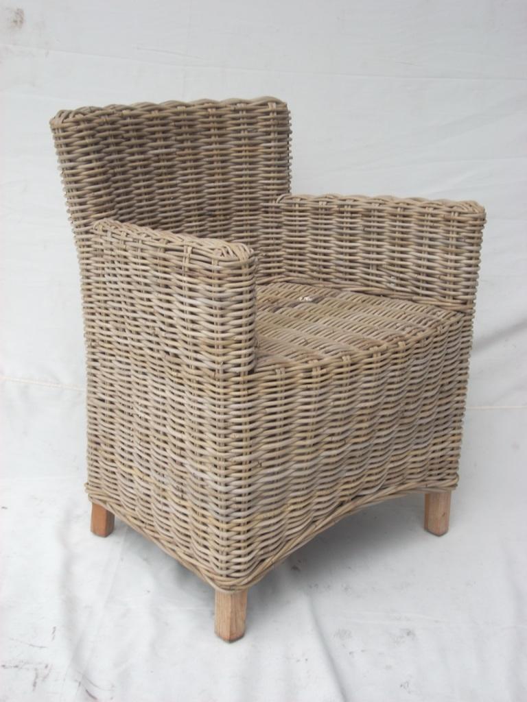 Palma Kubu Rattan Chair