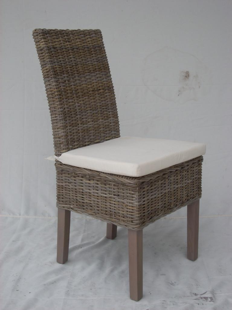 Goose Dining Chair Kubu Grey