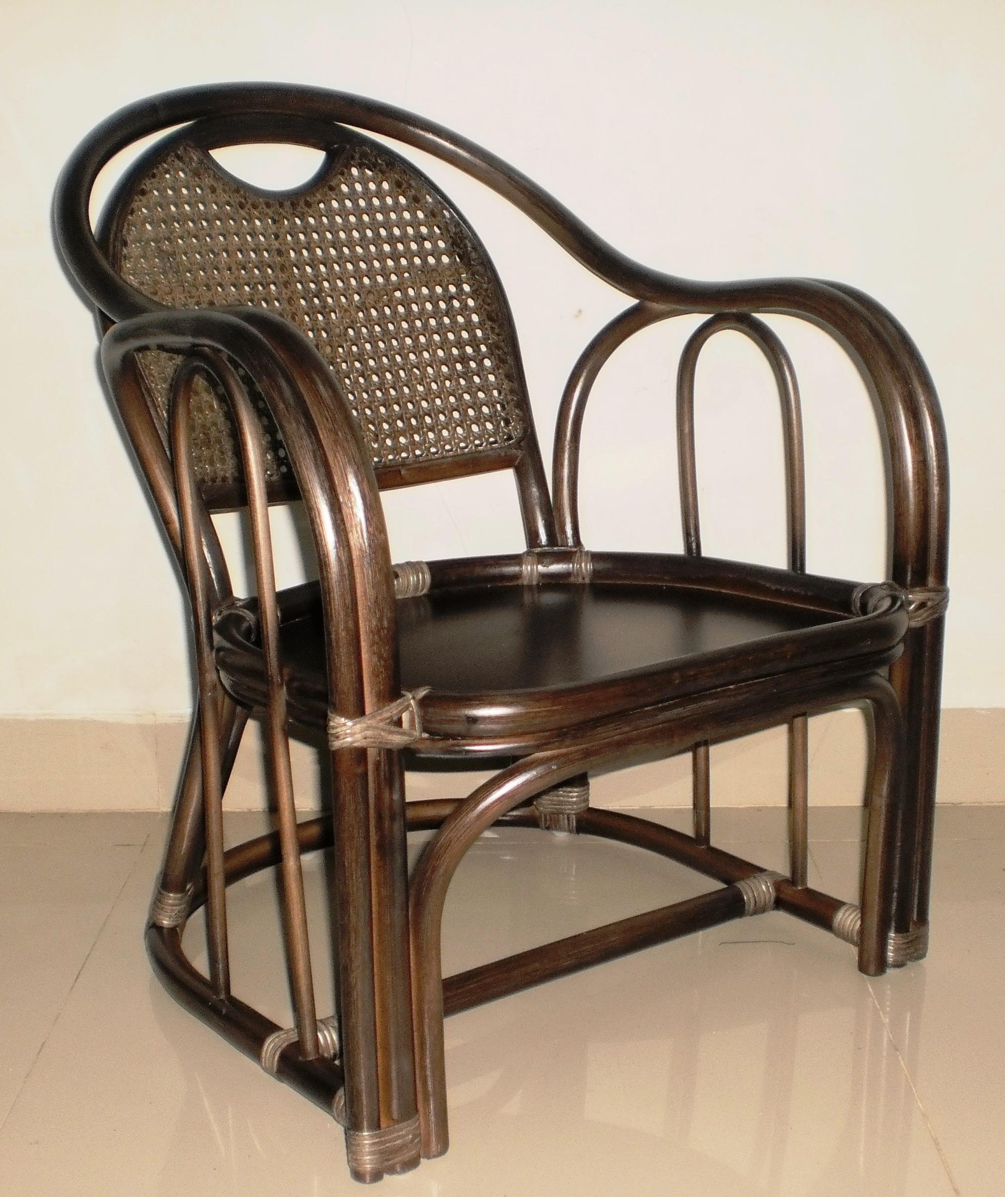Mega Rattan Chair