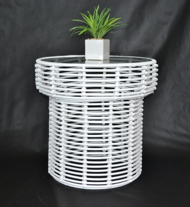 Orion Rattan Side Table