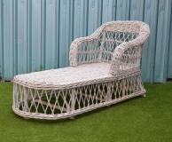 Distreed Lounge Chair Rattan Kubu Grey